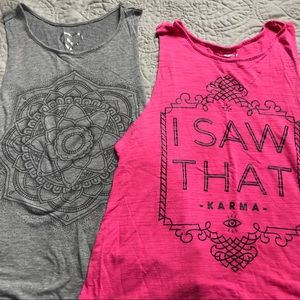 Aeropostale tank top bundle
